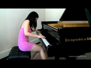 Sunny Choi - Beautiful Monster (Ne-Yo piano cover)